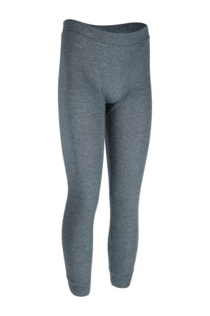 Heren thermo legging john grijs